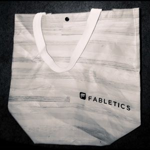 Fabletics Lightweight Reusuable Shopping Bag